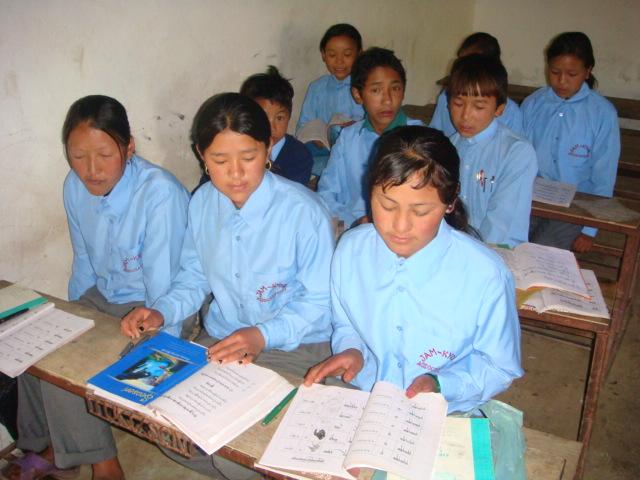 Education for tibetans