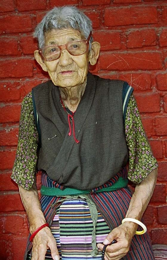 Tezu Dhargyeling Old People's Home