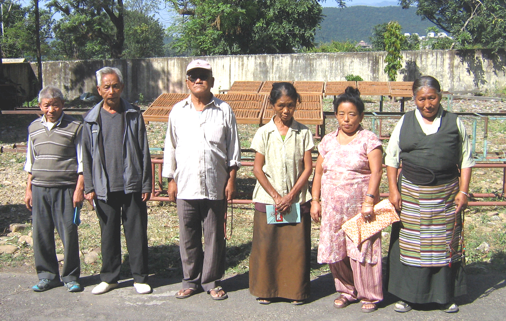 Stipends for the Elderly – Dekyling, Dehradun, India