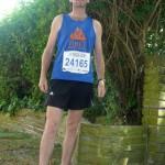 Keith MacIntosh running for Tibet