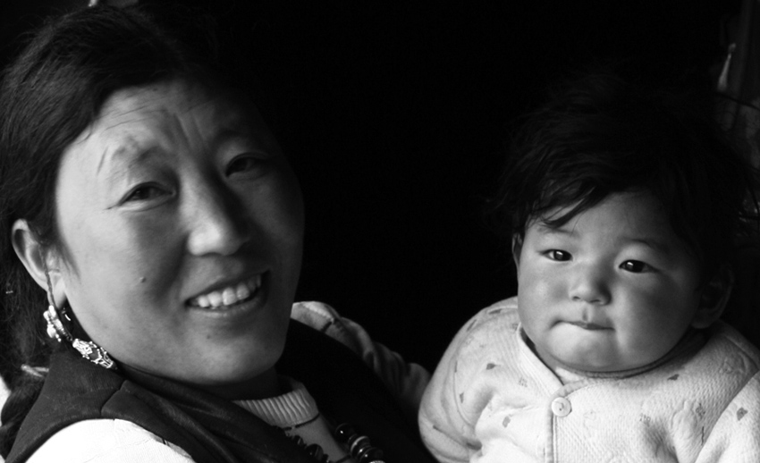 APPEAL: 90 per cent of Tibetan women give birth without support from a skilled birth attendant