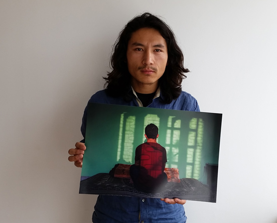 Young Tibetan photographer Tsering Topgyal pictures a bright future