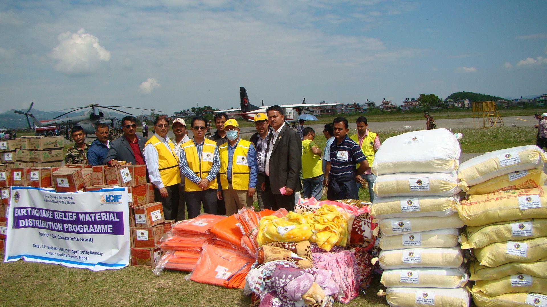 Tibet Matters: Emergency relief to help Tibetan families in Bagang, Nepal