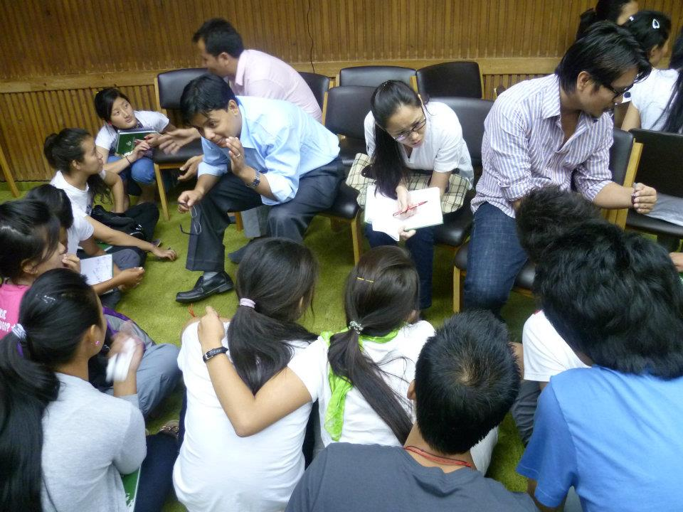 Annual Review: Empowering the Vision, supporting young Tibetans to succeed in business