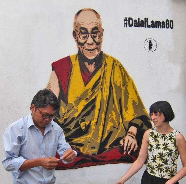 2015 Tibet Relief Fund Raffle winners!