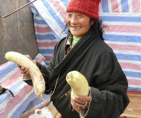 Tibet Matters: Growing nutrition in Tibet