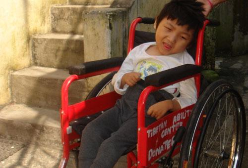 Tibetan-ability-kid