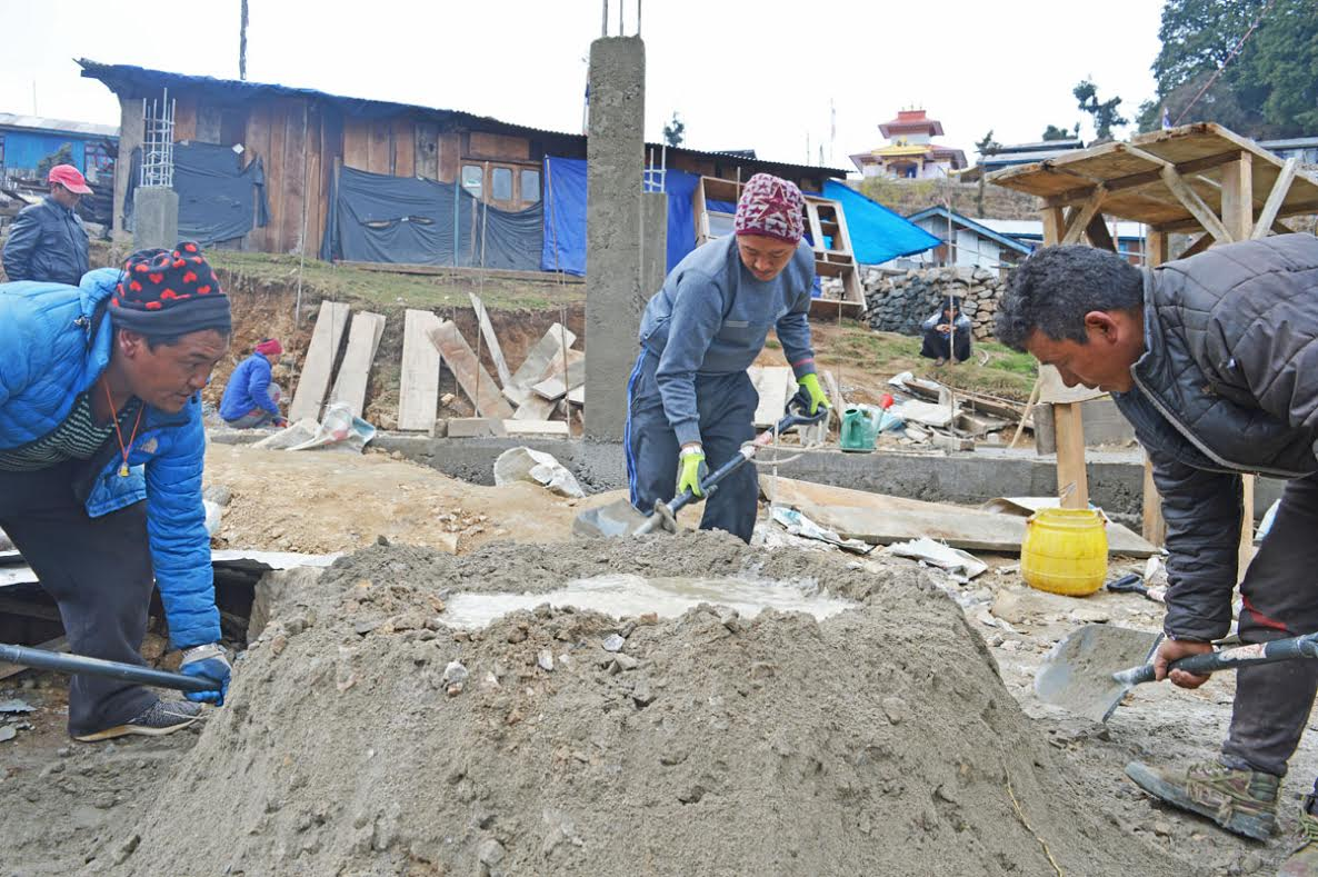 Tibet Matters: Good news from Bakhang (with the latest photos)