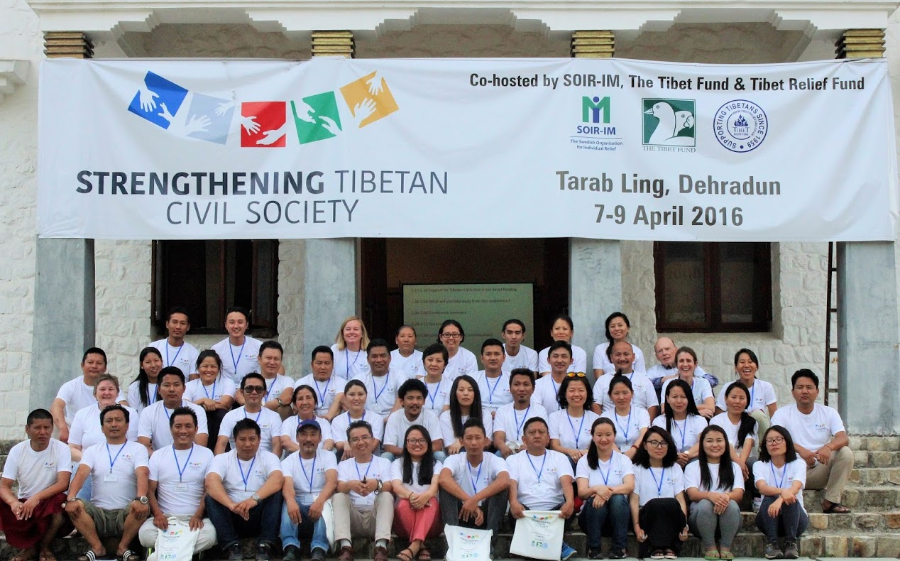 Tibet Matters Annual Review: Strengthening Tibetan Civil Society Conference
