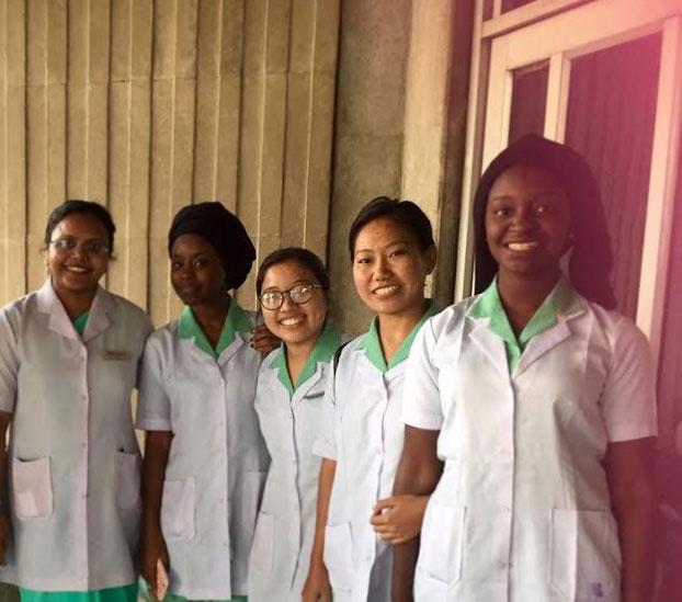 Tibet Matter Annual Review: Our aspiring Tibetan nurses