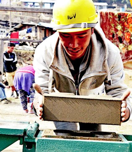 Tibet Matters Annual Review: Rebuilding is underway in Bakhang! (Video)