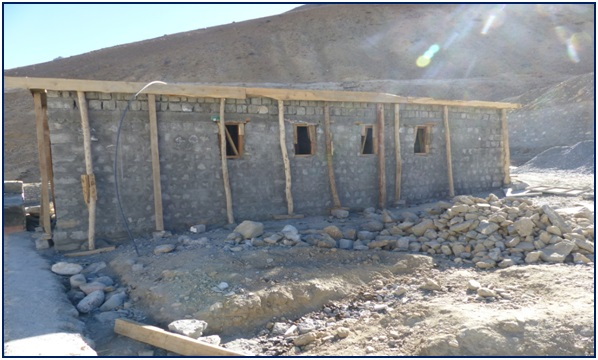 Tibet Matters Annual Review: Sanitation in Spiti – £10,187