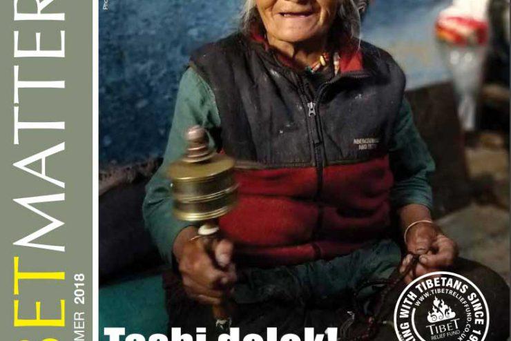Tibet Matters: Tashi Delek! Summer 2018 Newsletter