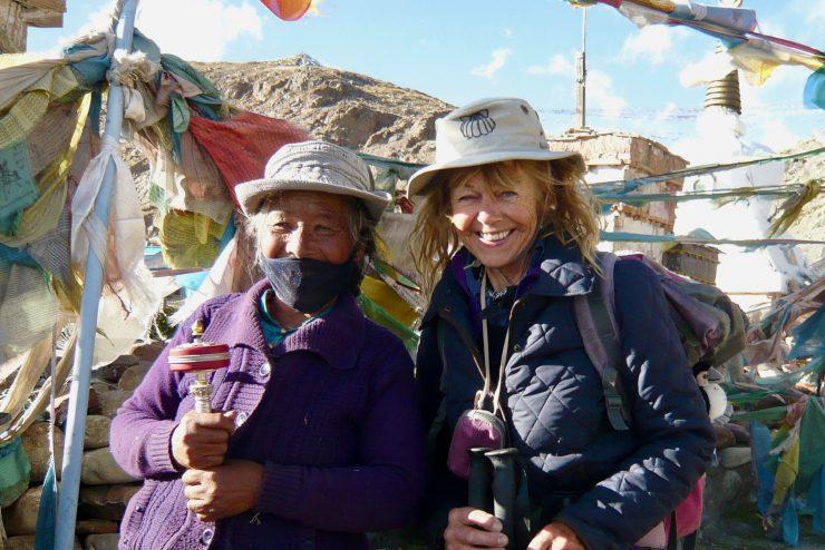 Tibet Matters Annual Review: Mount Kailas kora by Tess Burrows – Raised £866