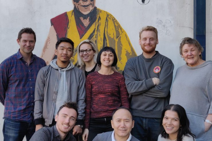 Tibet Relief Fund is hiring – Admin Officer