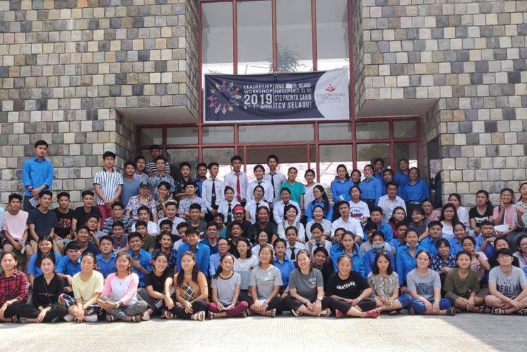 Tibet Matters: Empowering young Tibetans to follow their dreams…