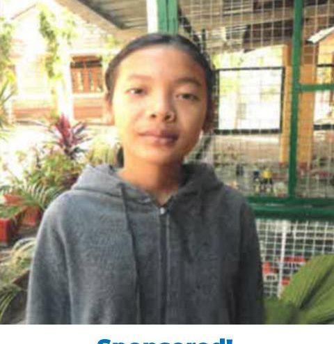 Tenzin Choezin –  F –  Tibetan SOS Children's Village  Dharamshala