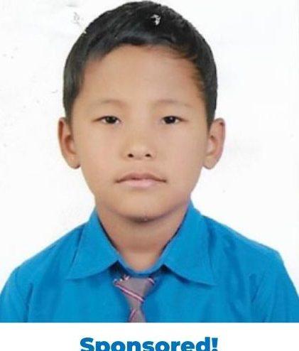 Tenzin Jamgon –  M –  Sambhota Tibetan Schools Society, Dharamshala
