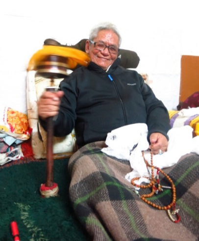 Mr. Nyima Tsering –  M –  Tibetan Homes Foundation, Mussoorie