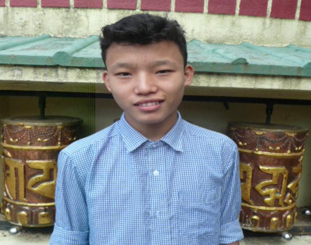 Tenzin R – M – Dharamshala, India