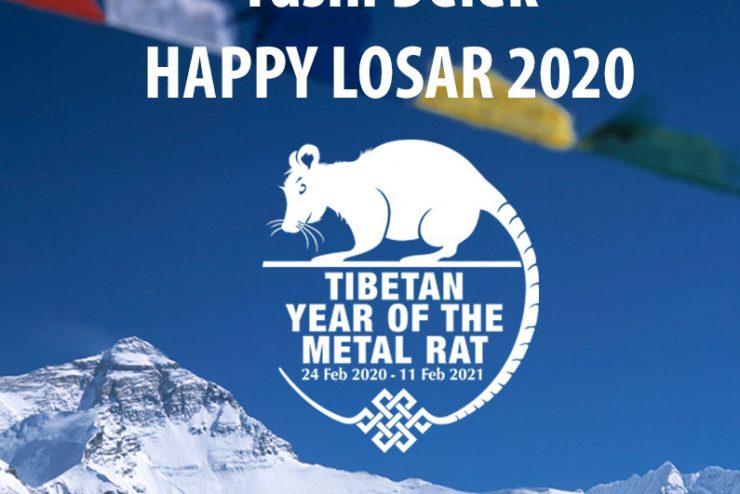 Happy Losar!