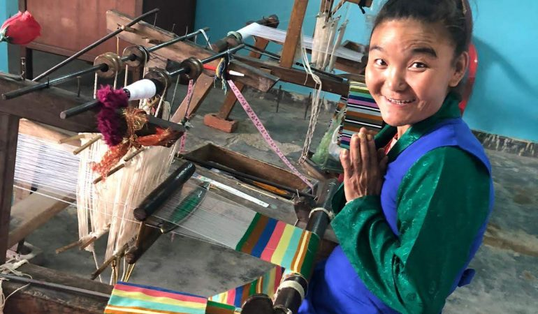 Tibetan Women's Centre in Rajpur, India – #womenshistorymonth