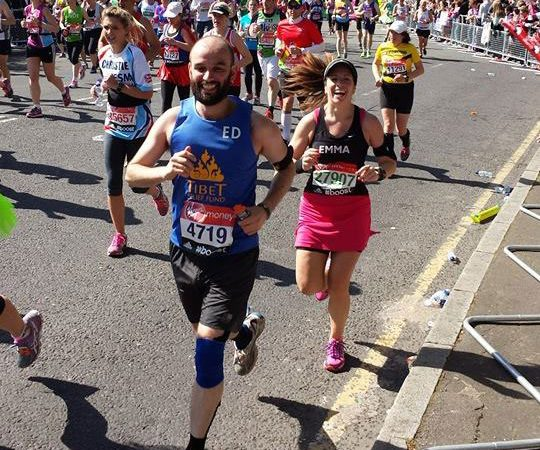 Run for us in the 2021 Virgin Money London Marathon