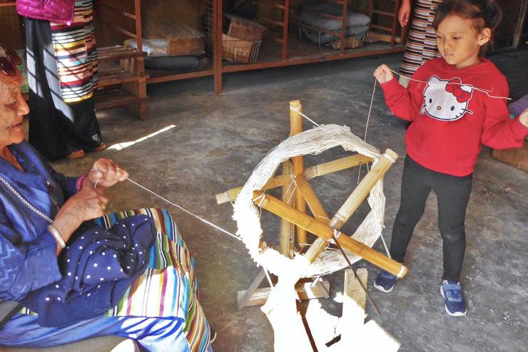A medical fund for Tibetan Women's Centre