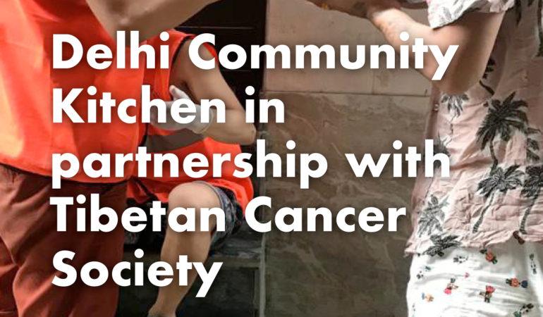 Delhi community kitchen walk-through video