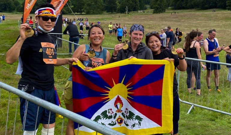 Thank you to the amazing Bristol4Tibet team who successfully ran the Bristol Epic Trail 10K on Sunday 11 July!