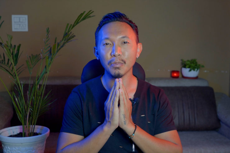 Meditate for Tibet 2021 video and thank you!