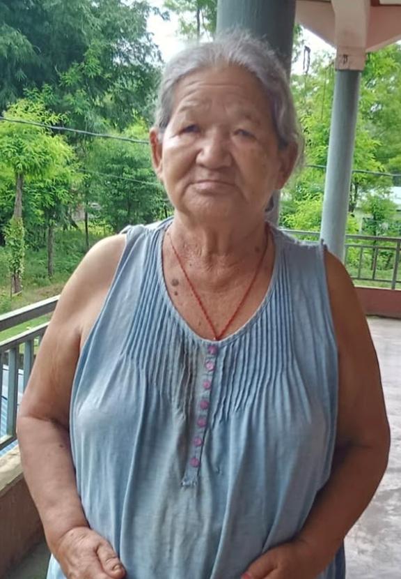 Mrs Tsering D