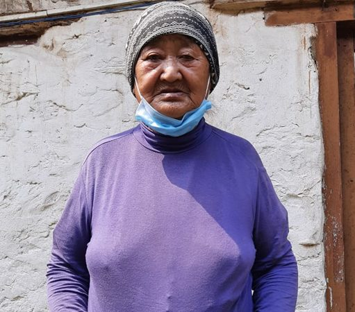Mrs Hrichung –  Pokhara, Nepal