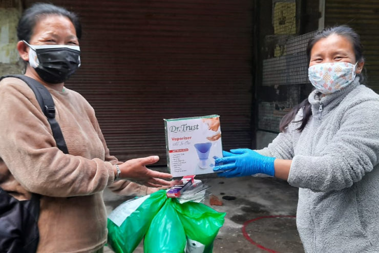 Tibet Matters Annual Review: Relief for scattered settlements and Delhi's marginalised Tibetans