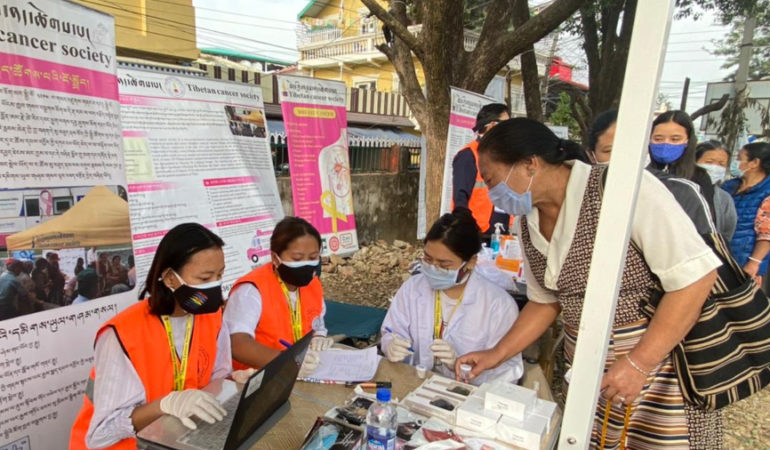 Tibet Matters Annual Review: Health projects which made a real difference for Tibetan communities this year.