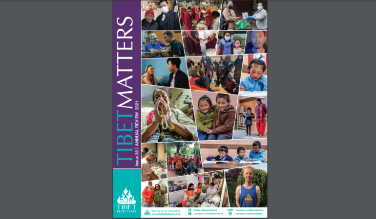 Tibet Matters Annual Review 2020-2021