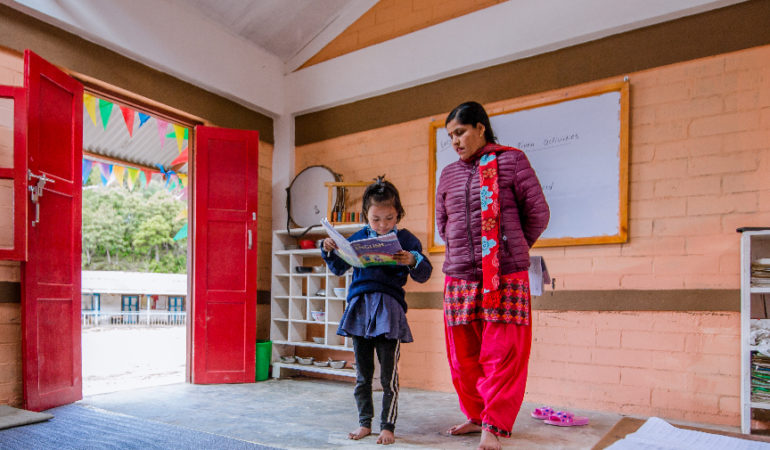Tibet Matters Annual Review: Supporting Tibetan education in India & Nepal