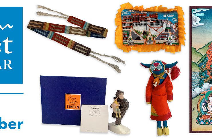 Tibet Bazaar – get your bids in to support Tibetan communities