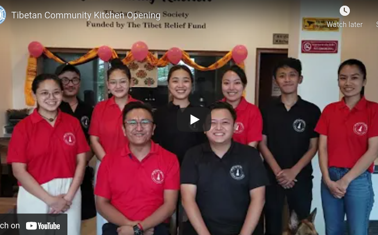 Video: We are delighted to announce the opening of the Community Kitchen in Majnu-ka-Tilla, the Tibetan area of Delhi.